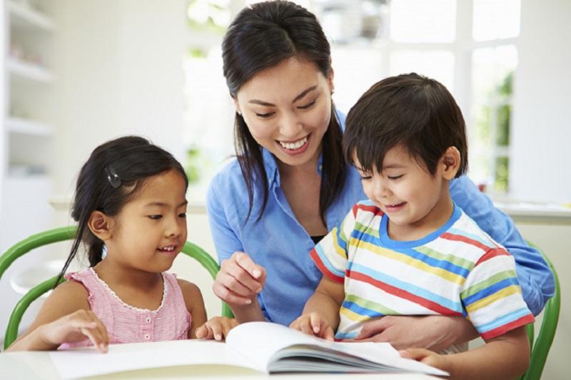 6 Tips Sukses Mendampingi Anak Belajar Di Rumah