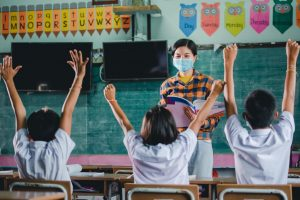 Protokol kesehatan pada sarana dan prasarana sekolah