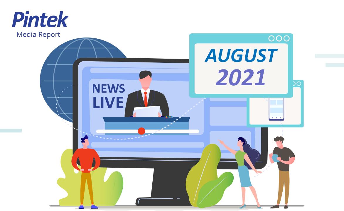 Liputan Media Bulan Agustus 2021